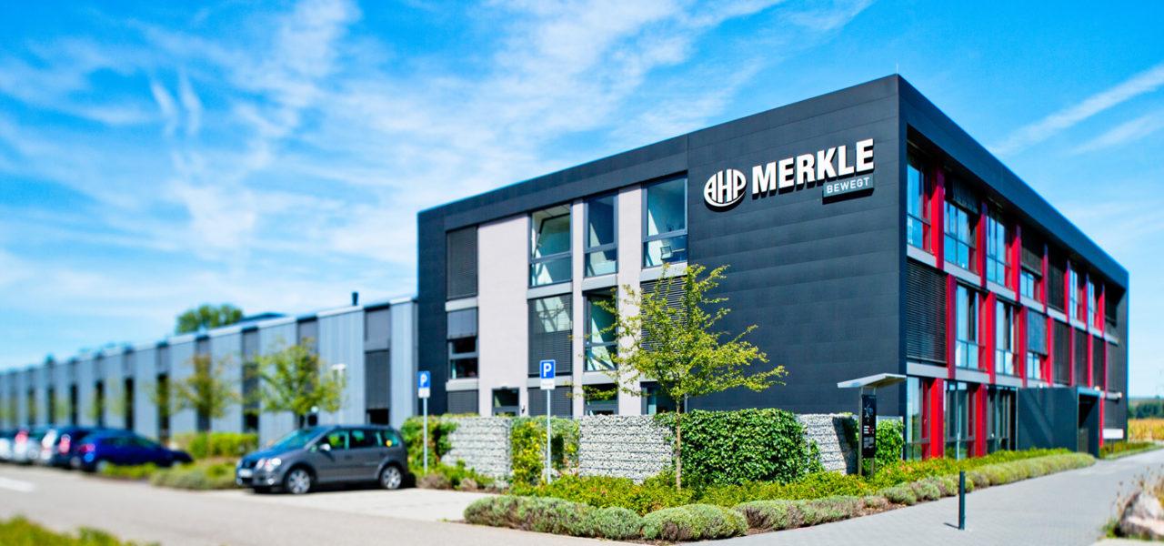 Architekturfotografie des Unternehmens AHP Merkle